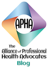 Alliance of Professional Health Advocates blog logo