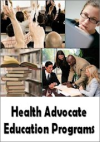 Health Advocate Educational Programs logo