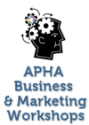 APHA Business & Marketing Workshops logo