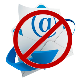 no email image