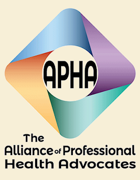 Link to The Alliance of Professional Health Advocates.