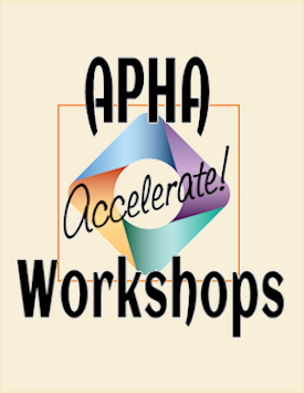 Link to APHA Accelerate Workshops